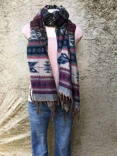 Tibet shawl