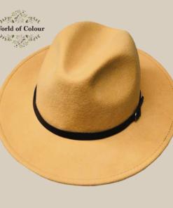 fedora hoeden in maten 55-60 en veel kleuren